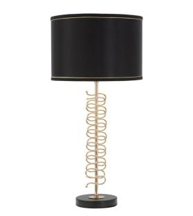 Lampada da tavolo twist cm Ø 32x68
