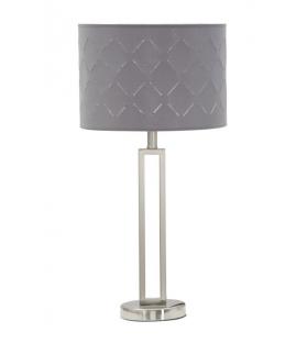 Lampada da tavolo silvery cm Ø 32x66