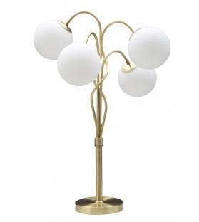 Lampada da tavolo glamy 4 light cm Ø 53x74