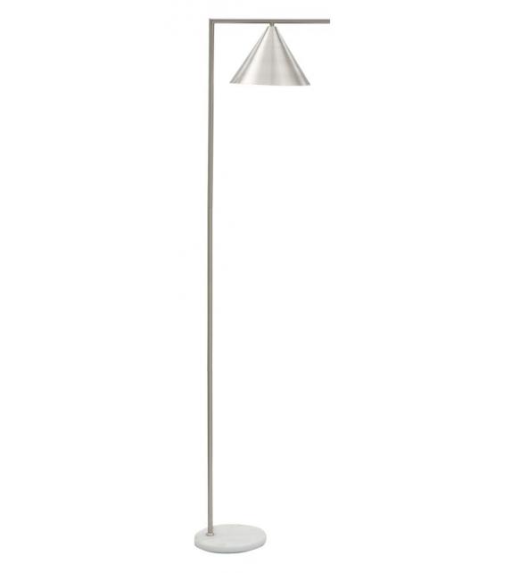 Lampada da terra gloty cm 24x35,5x158