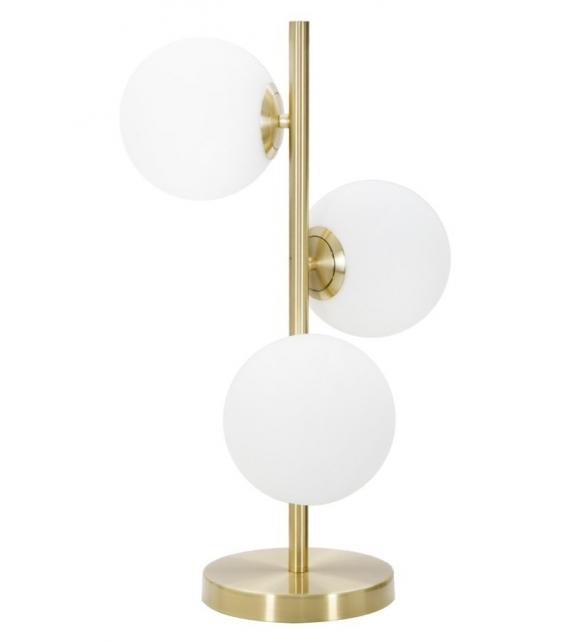 Lampada da tavolo glamy 3 luci cm Ø 26x54