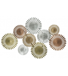 Pannello in ferro oxy -b- cm 114x5x74