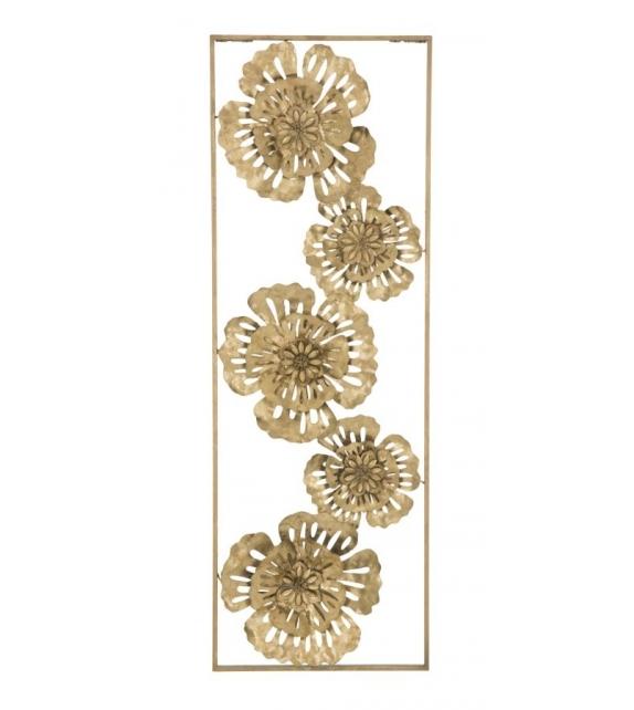 Pannello in ferro luxy -a- cm 30,5x3,75x88,5