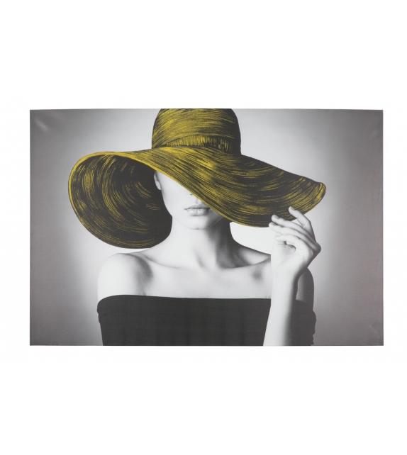 Stampa su tela con applicazioni -d- hat cm 120x3,8x80