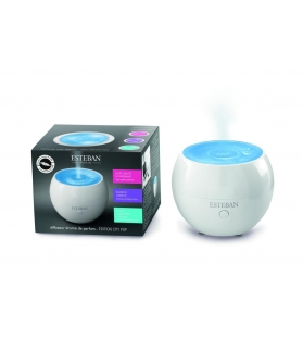 Esteban Paris Diffusore Elettrico USB City Pop Edition bianco