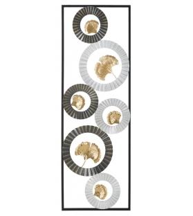 Pannello in ferro art -b- cm 31x2x90