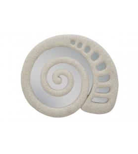 Specchio shell cm 32,5x2x27,5