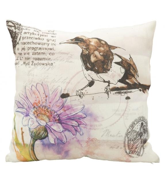 Fodera cuscino bird -a- cm 40x40