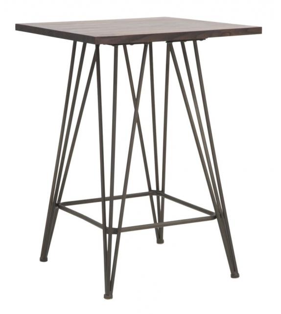 Tavolo bar harlem cm 60x60x85