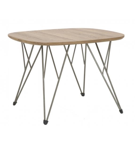 Tavolo da caffe' arena quadrato cm 60x60x45