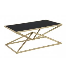 Tavolo da caffe' piramid cm 110x60x45