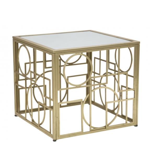 Tavolo da caffe' marie quadrato cm 57x57x52