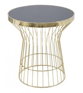 Tavolo da caffe' glam empire cm Ø 60x63