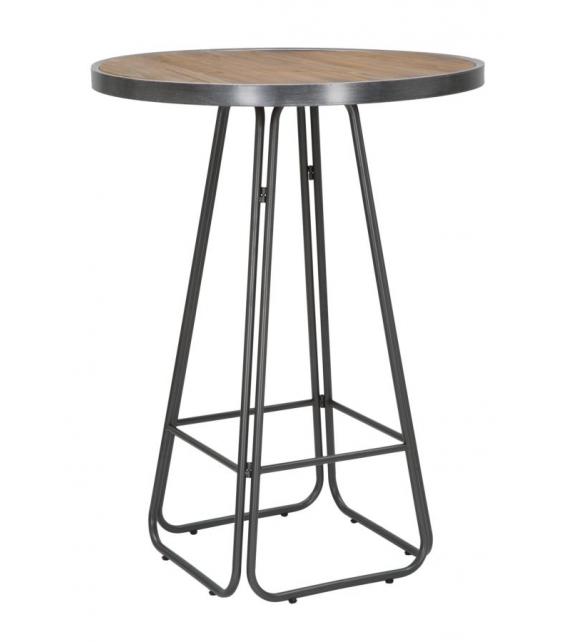 Tavolo bar dublin rot. Cm Ø 80x106