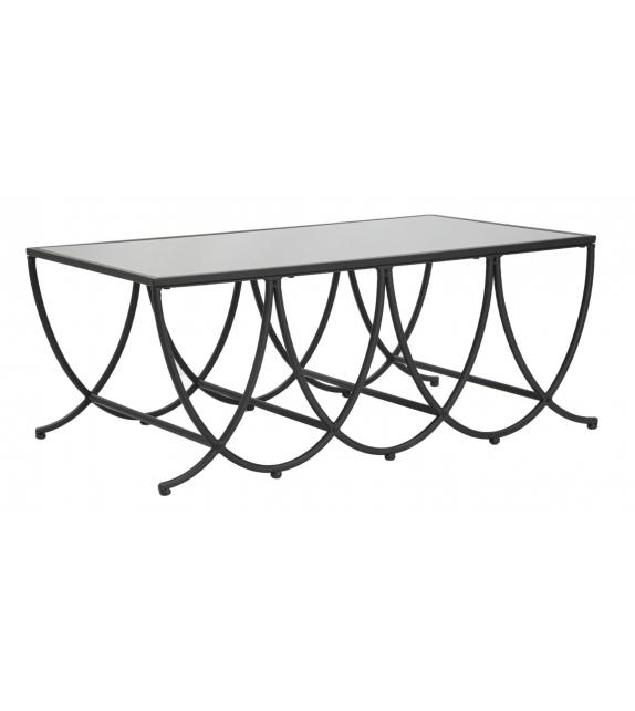 Tavolo da caffe' dark cm 100x60x40