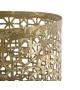 Porta Ombrelli Stick Glam Oro h 42 - diametro 24 cm