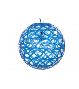 Paralume da soffitto spider blu Ø cm 40******