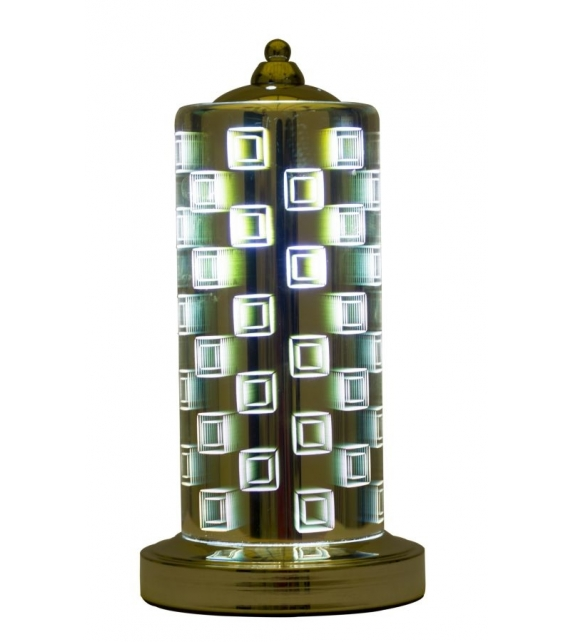 Lampada lexington 3d -d- cm Ø 17x34