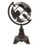 Lampada da tavolo world industry cm 24x20x40