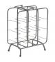 Porta bottiglie rack quadrato (9 posti) cm 40x23x47,5