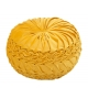 Puff queen glam arancione Ø cm 48x25