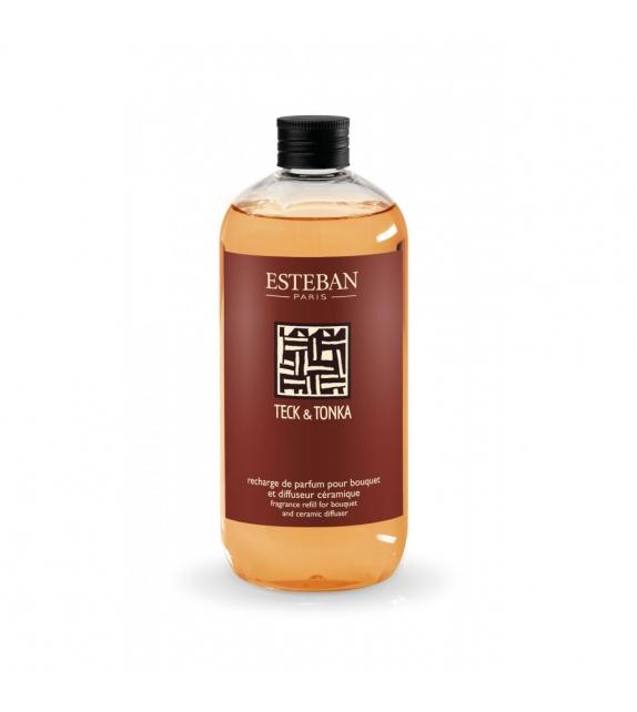 Esteban Paris Ricarica Profumo Teck&Tonka 500 ml
