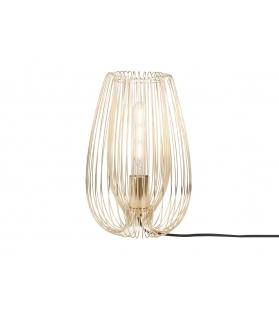 Lampada da Tavolo Lucid Oro Large h 45 Ø 30 cm