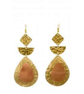 Orecchini Gold Drops