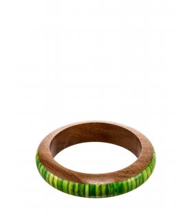 Bracciale legno green