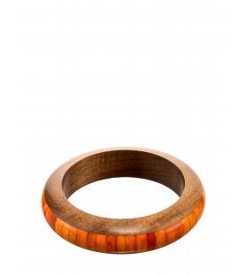 Bracciale legno orange