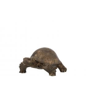 Tartaruga deco bronzo 27x21x13cm