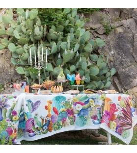 Tovaglia Kactus lino