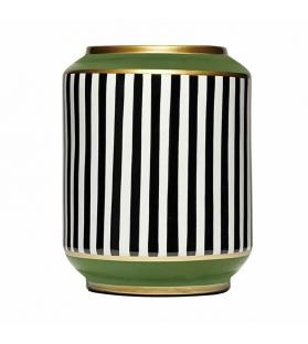 Vaso cilindrico Alhambra h30 cm
