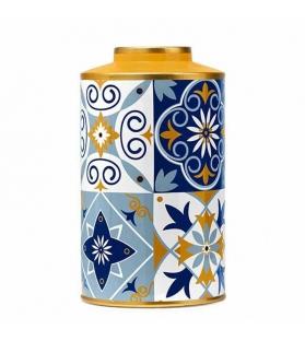 Vaso cilindrico Alhambra h37 cm
