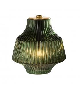 Lampada LED Alice vetro verde