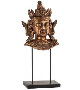 Testa di Buddha h49 cm