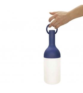 ELO Lampada LED da tavolo blu