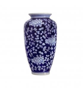 Vaso porcellana Shang h36 cm