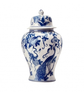 Potiche porcellana Shang h39 cm