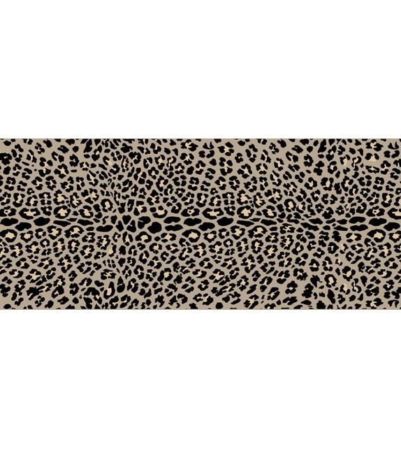 Runner da tavolo in vinile Leopard 49,5x116 cm