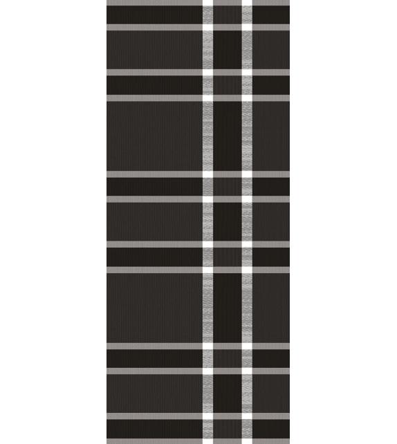 Tappeto in vinile Dark Tartan 99x198 cm