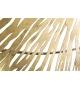 Pannello In Ferro Iris Verticale Cm 115x5x64