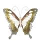 Farfalla in ferro decorazione parete 35X2,5X32,5