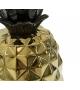 Lampada da tavolo Ananas Oro Nero Ø 30X52,5