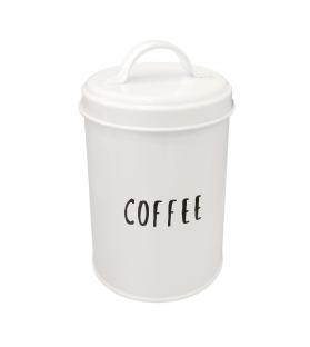 Barattolo Porta Caffè In Latta con coperchio