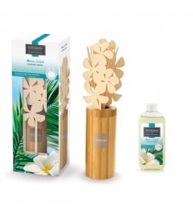 Esteban Paris Bouquet Bamboo Profumato Monoi Soleil + ricarica 100ml