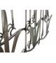 Pannello Aironi Decorazione Parete 77,5X3,75X47,5