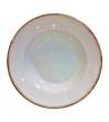 Piatto Fondo Ceramica Collezione Vintage 23cm