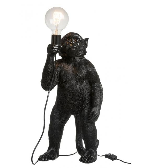 Lampada Scimmia in Piedi h55 cm