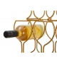 Porta Bottiglie Vino da Pavimento Glass 6 Posti 31X12,7X53 cm
